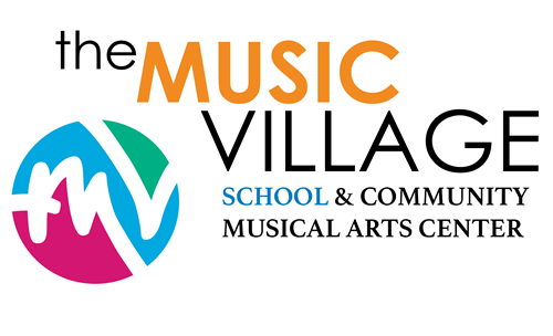 the music village logo