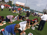 cpr training at four winds field