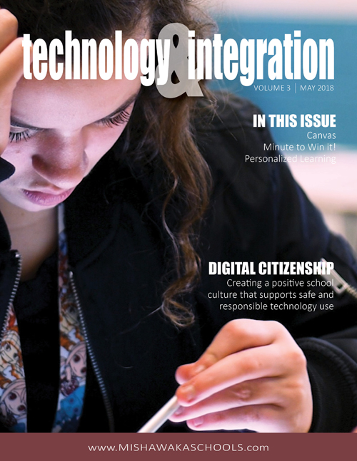 technology and integration magazine cover