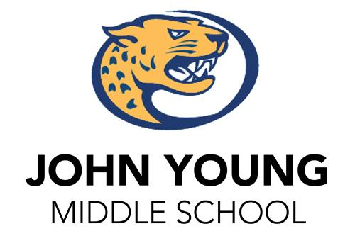 john young middle school logo