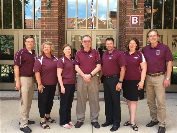 MHS Administrative Team