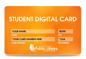 student digital access card image
