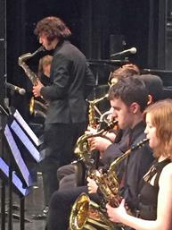 MHS Jazz Earns Gold