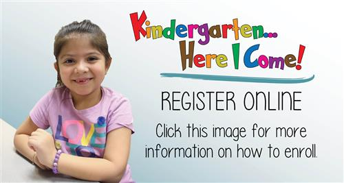 register online for kindergarten