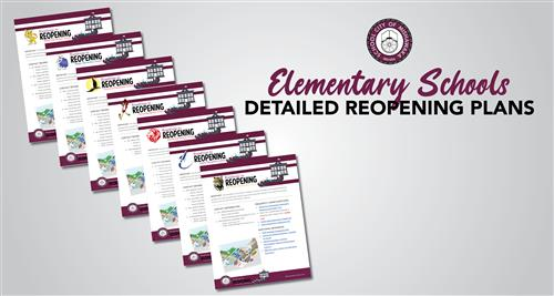 elementary school reopening plans