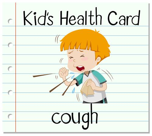 student health card cough