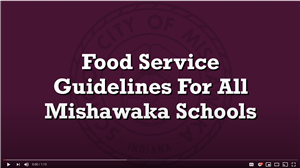 Food Service Guidelines