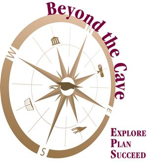 beyond the cave logo