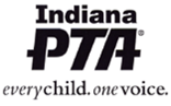 Indiana Parent Teacher Association Logo