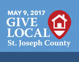 Give Local St. Joseph County Logo
